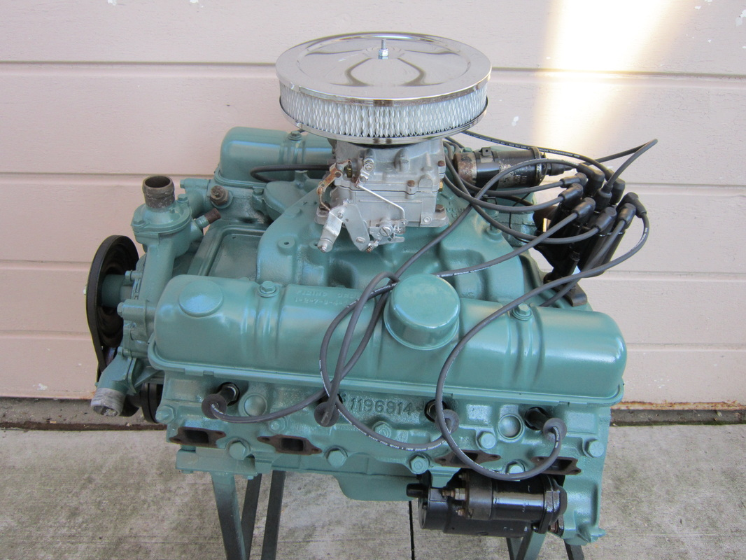 Previously Sold Engines Buick Nailhead Engines