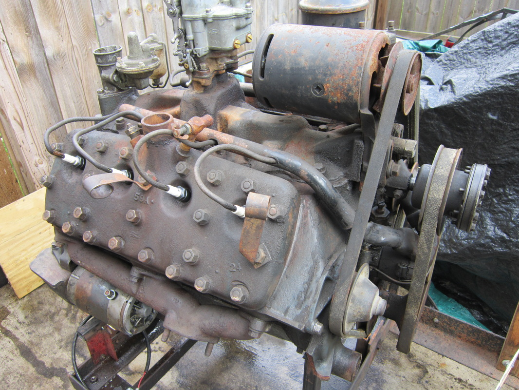 Other engines buick nailhead engines for Engine motors for sale